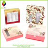 Kosmetisches Speicherpapierkasten mit Belüftung-Fenster
