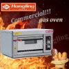 De Commerciële Enige Oven van uitstekende kwaliteit van het Gas van de Pizza van het Dek voor Verkoop