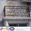 Modern BuitenMetaal/Aluminium/de Gegalvaniseerde Balustrade van het Balkon van het Staal/van het Smeedijzer
