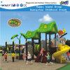 Equipamento ao ar livre do jogo da corrediça da escola das crianças do campo de jogos (HD-FY03001)