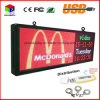 P5 RGB Full Color LED Sign 15''x40 '' / Support Scrolling LED texte Publicité Écran / Image vidéo programmable LED Outdoor affichage