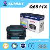 Laser Toner Cartridge de Compatible da cimeira para o cavalo-força Q6511X