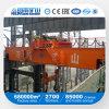 grue de fonderie de bâti de l'aciérie 75/20t-300/100t