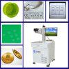 Máquina de la marca del laser de la máquina/del cable de grabado del laser del cable