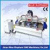 Router de cinzeladura de madeira do CNC de Ele-2015 3D, madeira do router 3D do CNC