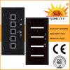Aluminum Strips (SC-A207)のMDF Panel Steel Wood Armored Door