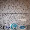 El ácido grabó al agua fuerte el vidrio del vidrio de cristal/helado/arte con el Ce, ISO Sdf021