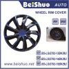 2016 cubiertas de rueda dobles plásticas de coche del color