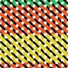Impression 0207 de Digitals de tissu en soie de mode