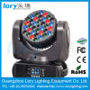 LED 36PCS*3W RGBW Zoom Wash Stage Light Moving Head