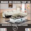 中国の現代家具は本革の居間のリクライニングチェアのソファーをセットする