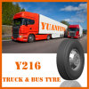 Bus Tyre, TBR Tyre, (315/80r22.5, 11r22.5), Radial Truck Tyre