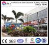 Centro comercial prefabricado de la estructura de acero de la certificación del Ce