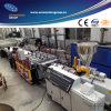 Madera del PVC/cadena de producción de la tarjeta de la espuma