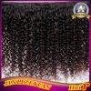 Курчавые человеческие волосы девственницы выдвижения человеческих волос