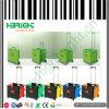 HandleのプラスチックFolding Trolley Carts
