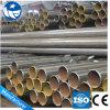 ASTM A53 / A500 / A572 / A252 blacj de tubería de acero / tubo