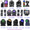 discoteca Light (YS-208) di 60W Moving Head LED