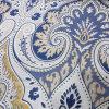 Stof van de Stoffering van de Viscose van de Jacquard van het hoogste Eind de Polyester Geweven