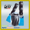 Резец CNC 4 торцевых фрез обдирки карбида вольфрама каннелюр филируя