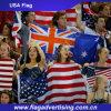 110gポリエステルサイズの使用できる国旗、米国のフラグ、米国旗