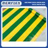 Material revestido resistente del encerado del PVC