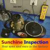 ステンレス鋼のやかんまたは鍋または製品品質管理かサード・パーティの点検