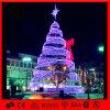 LED 옥외 훈장 빛 나선 크리스마스 나무 빛