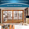 Большое изготовление для алюминиевой/алюминиевой раздвижной двери с Sandalwood нефрита Бразилии