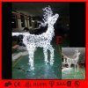 立つOutdoor Christmas Motif Decoration 3D Reindeer Light