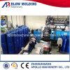 HDPE 50L~160L trommelt Jerry-Dosen-Blasformen-Maschine