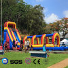 Парк атракционов конструкции воды кокосов раздувной/напольное оборудование LG9093 спортивной площадки