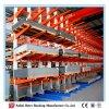 Cremalheira Cantilever resistente, cremalheira Cantilever lateral do modilhão de /Industrial da cremalheira de /Single do dobro do armazenamento do armazém
