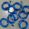 EL bleu Flashing Wire 3m de Light un Roll
