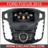 Reprodutor de DVD especial de Car para Ford Focus 2012 com GPS, Bluetooth. com o Internet de Dual Core 1080P V-20 Disc WiFi 3G do chipset A8 (CY-C150)