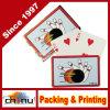 Шарик боулинга & карточки штырей играя (430068)