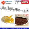 Aliment pour animaux familiers de crevette de poissons faisant la ligne de production à la machine