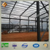 Estructura de acero del almacén prefabricado del marco de acero