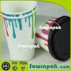 Papierverpacken für heißes Getränk