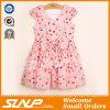 I fiori delle ragazze di alta qualità vestono i vestiti Sleeveless dei bambini