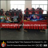 5D 6D Cinema Hydraulic Amusement Rides