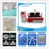 Machine de découpage de laser de fibre de tôle