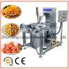 Fabrik-Zubehör-industrielles Gas-erhitzte automatische Kessel-Mais-Popcorn-Hersteller-Maschine