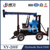 200m Deep Water Drilling Machine