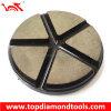 Diamond di ceramica Polishing Pads per Concrete Floor