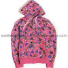 Custom Sublimation Girls Hoodies (ELTCCJ-105)