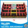 Design popolare con Trampoline per Playground (QL-1201G)