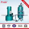 Mangan-Eisen-Abbau-Filter entfernen