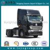 Caminhão do trator da cabeça 4X2 do trator de Sinotruk HOWO-A7 340HP 6-Wheel