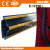 High Quality Rubber & Steel Retenue Garage Protection mur